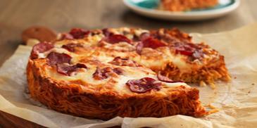 بيتزا بيبروني بولونيز