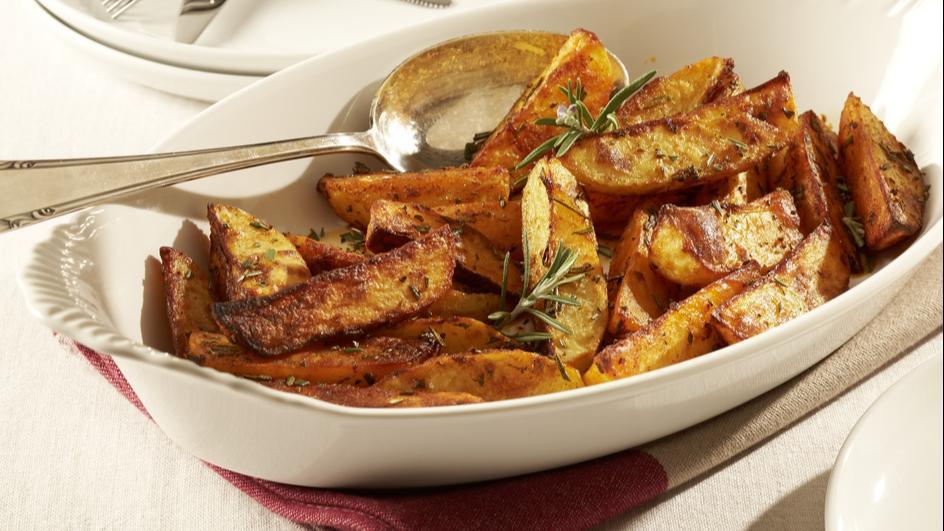 Rosmarin-Kartoffelecken