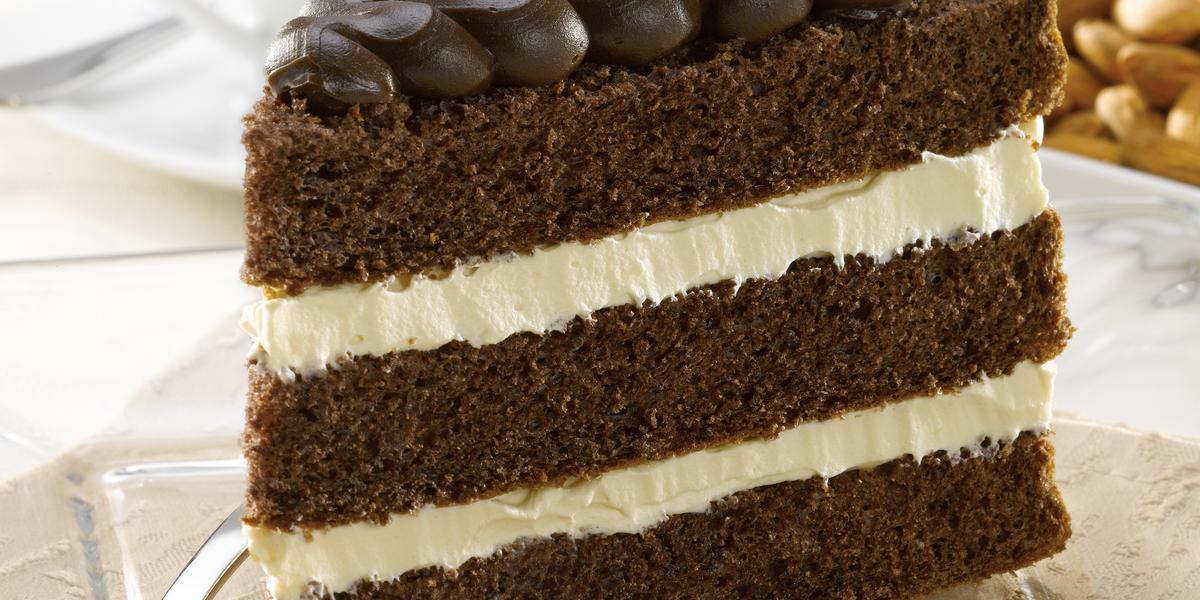 Torta Mokka sin Azúcar