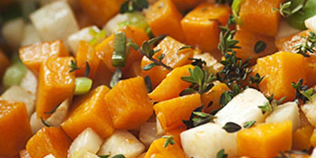 Picadillo de vegetales