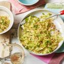 Asia-Nudel-Snack-Salat Ente