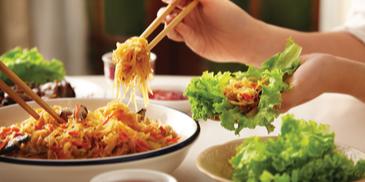 Jiu Hu Char- Fried Yam Bean with Shredded Cuttlefish