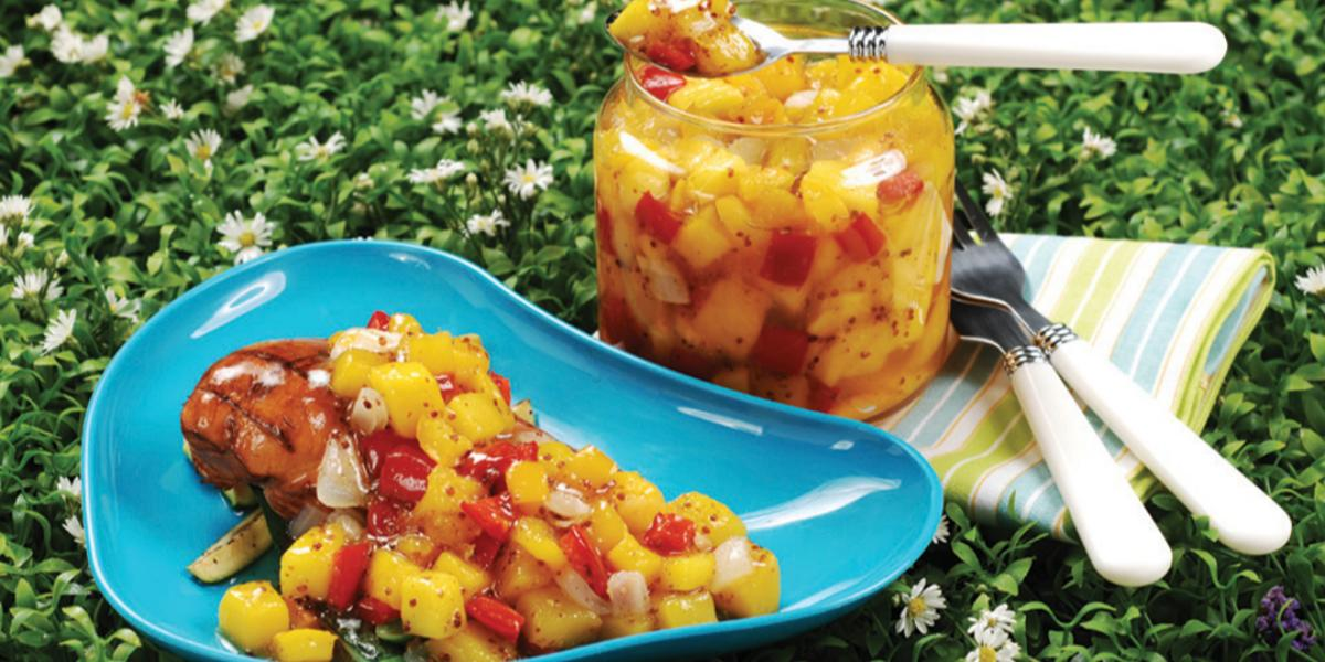Conserva de Mango