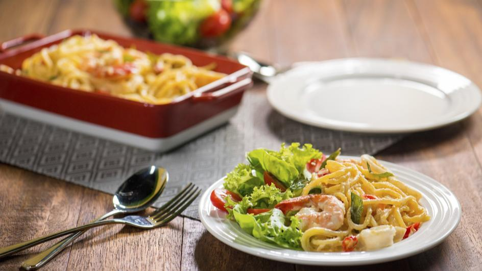 Spaghetti Telur Masin Zasssss