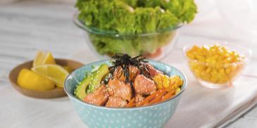 Salad Poke Berkhasiat