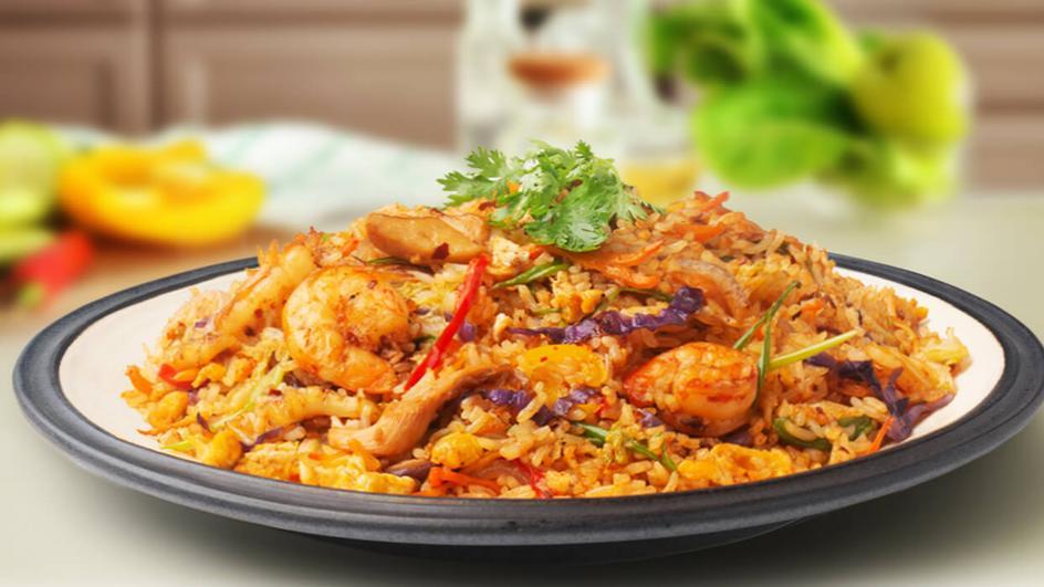 Mongolian Rice