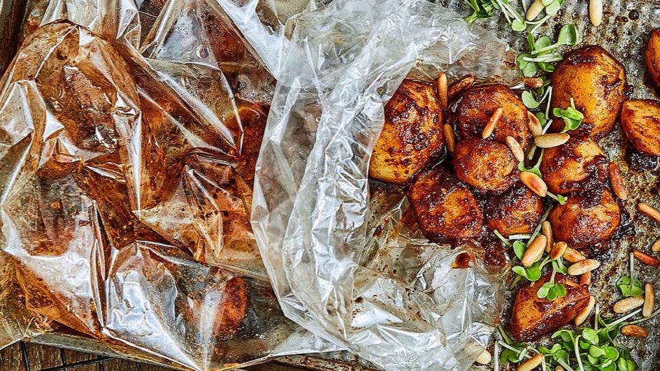 Batata Harra [Potatoes]