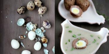 Klopsiki z jajkiem do żurku i barszczu białego