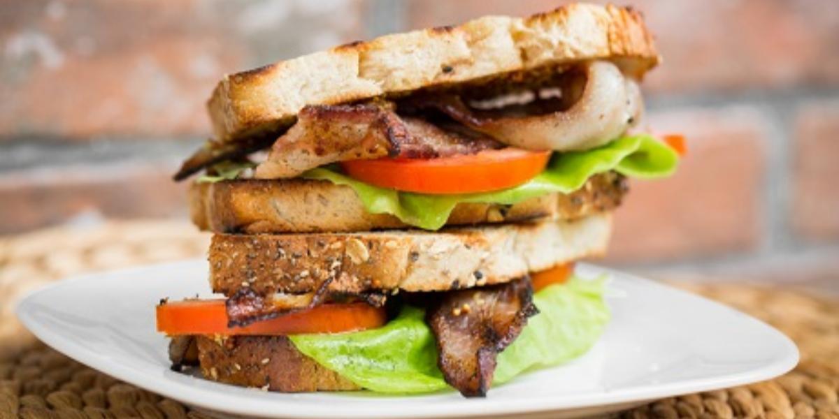 Sándwiches BLT