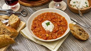 Sauerkraut-Suppe