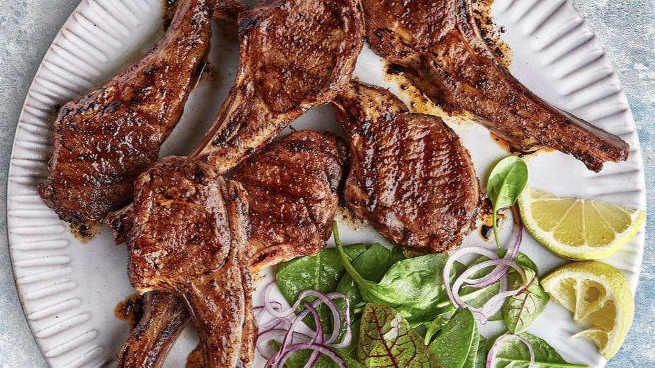lamb chop recipes bbq Grilled Lamb-Chops