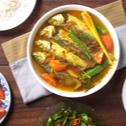 Assam Pedas with Sardines