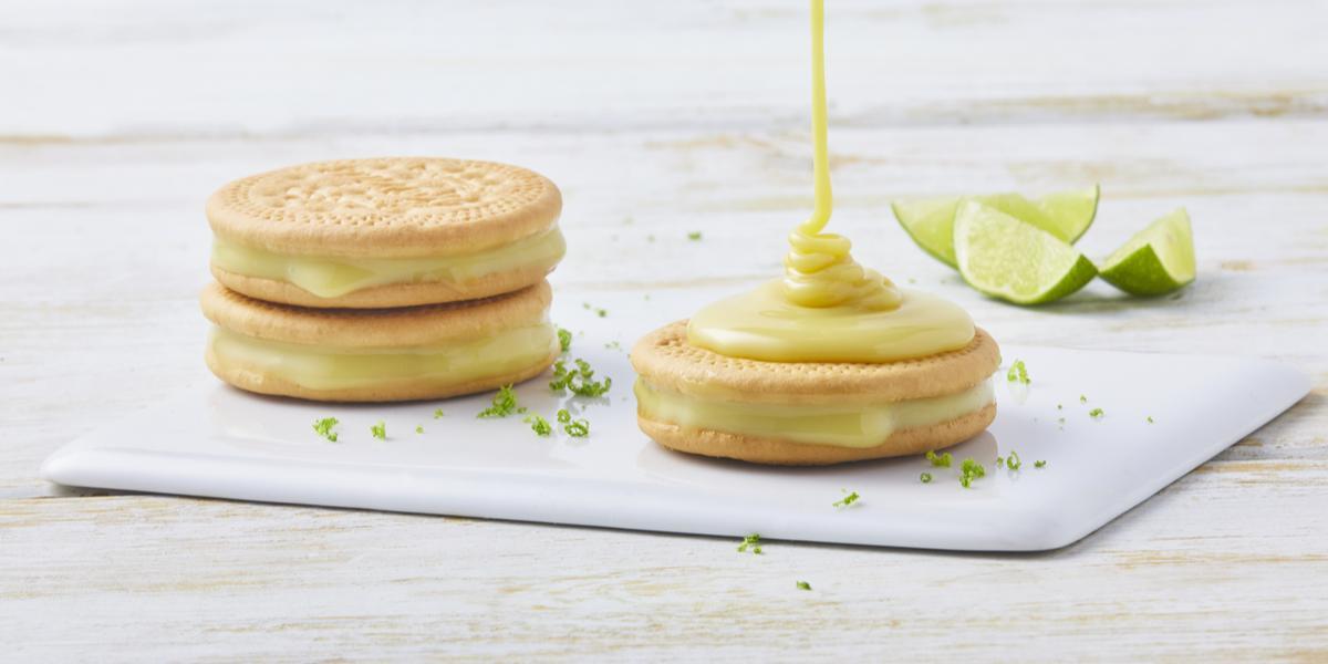 Galletas Pay de limón