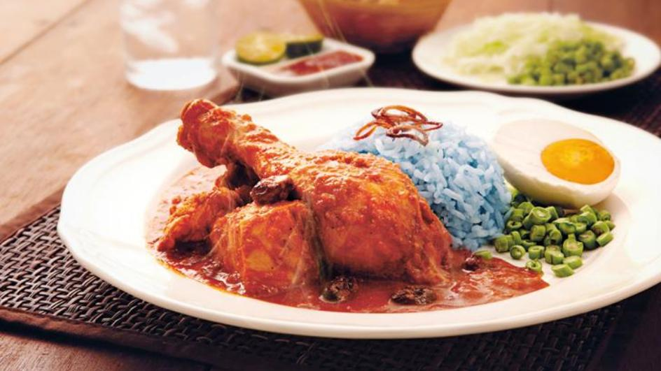 Ayam Kuzi Molek Che Siti