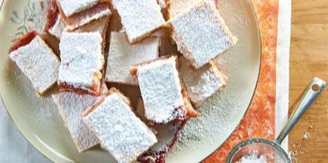 Ciasto z konfiturą