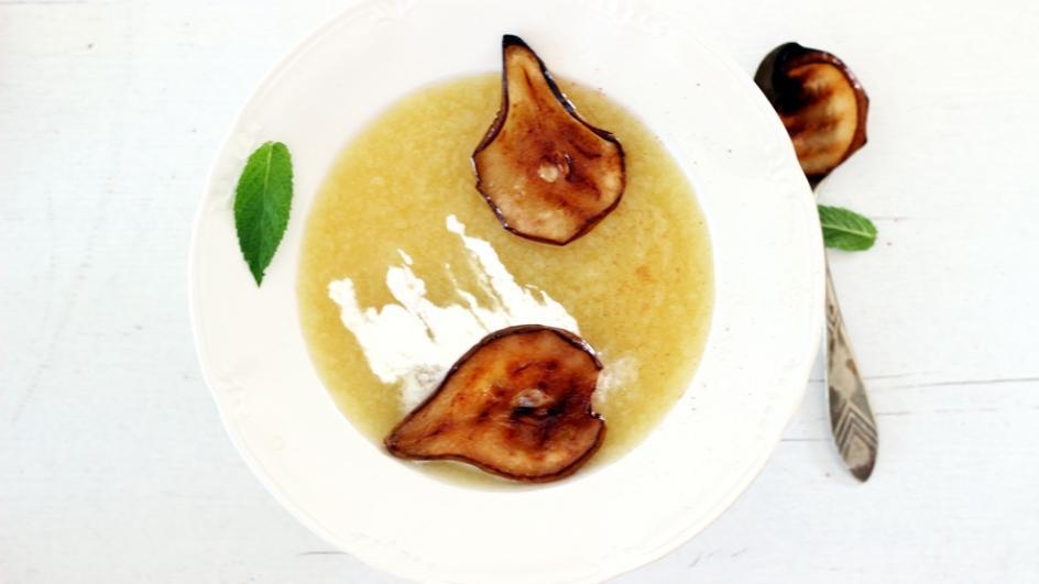 Garus – staropolska zupa owocowa