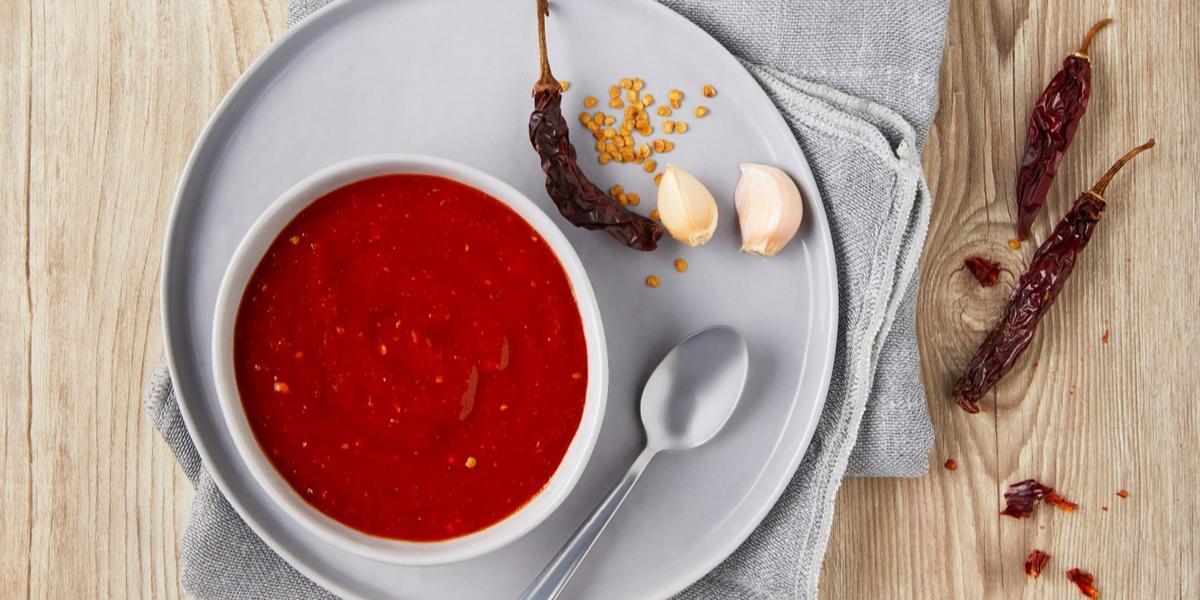Salsa de morita y tomate
