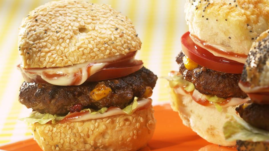 Mini Chili-Burger
