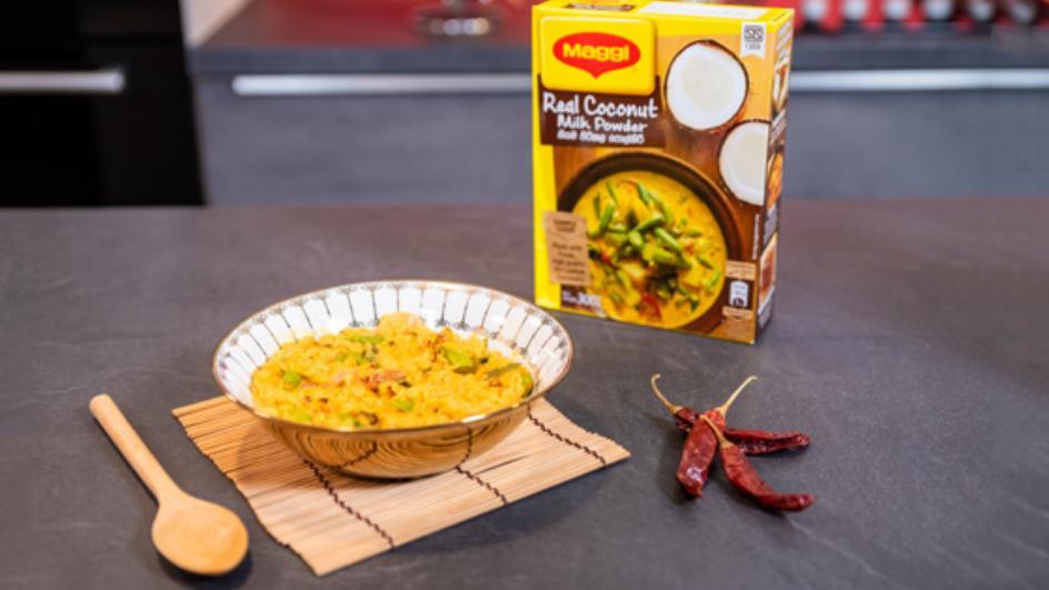 MAGGI Dhal Curry Recipe