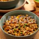 Ragoût de haricots pour enfant