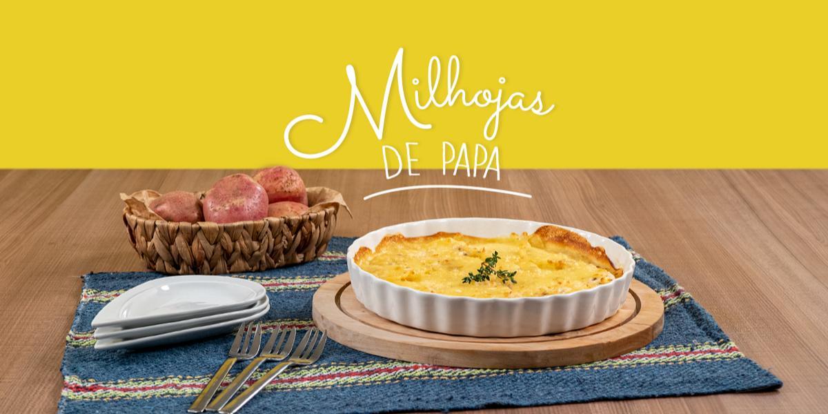 MILHOJA DE PAPA