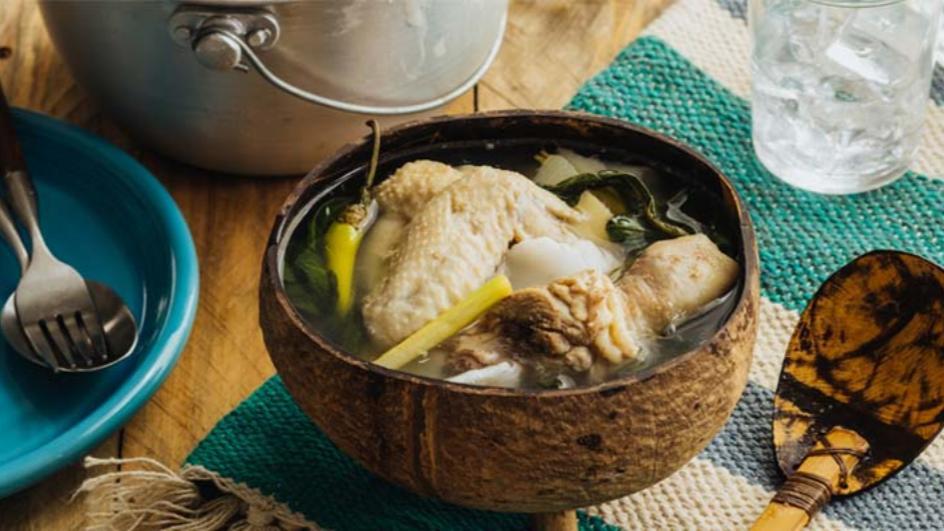 Easy Chicken Binacol