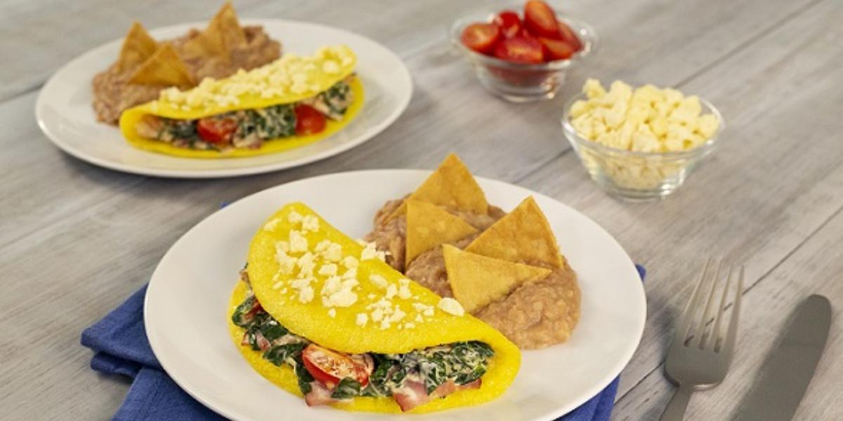Omelette florentino