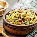 Čičerika z rižem