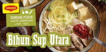 Northern Beef Rice Noodle Soup