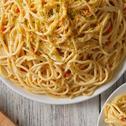 Salted Egg Spaghetti