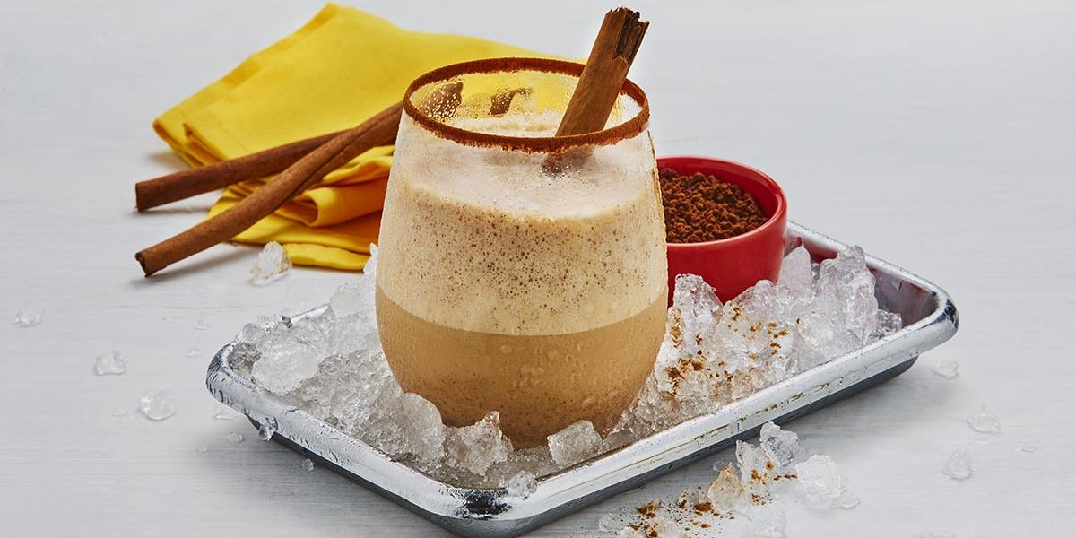 Esquimo de café y horchata