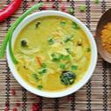 Zupa curry z kurczakiem