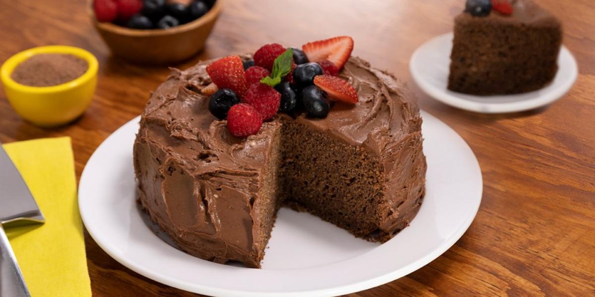 Pastel de chocolate Abuelita