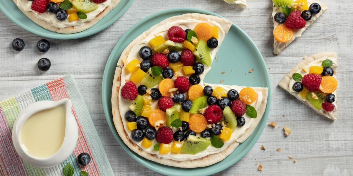 Pitas de fruta