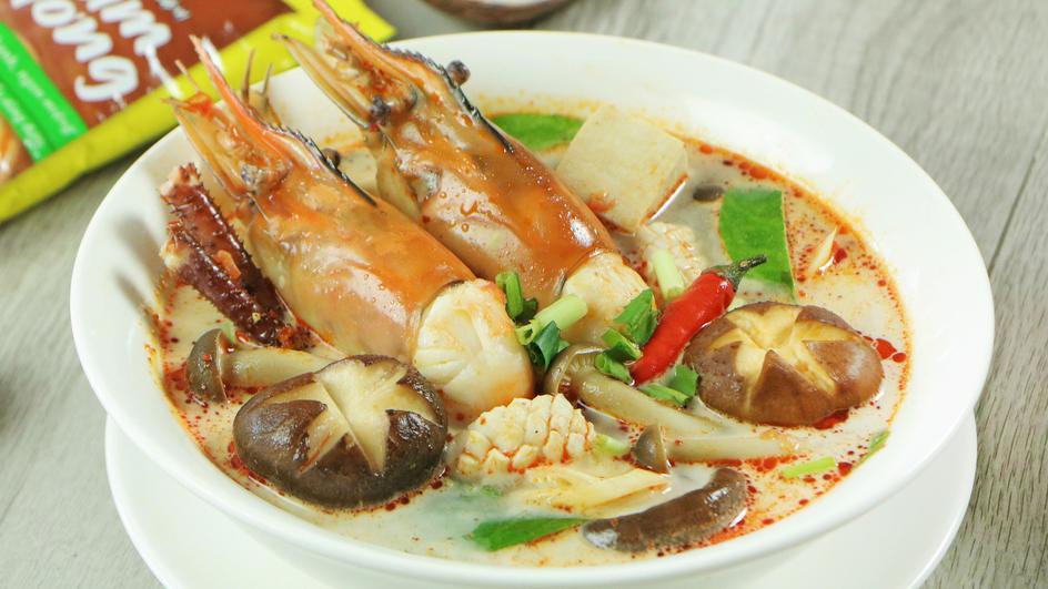 Canh Tomyum Thái Lan