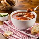 Meksykańska, pikantna zupa rybna