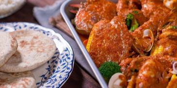 Seafood Combo ala Shellout