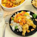 Thaise Pompoen Curry
