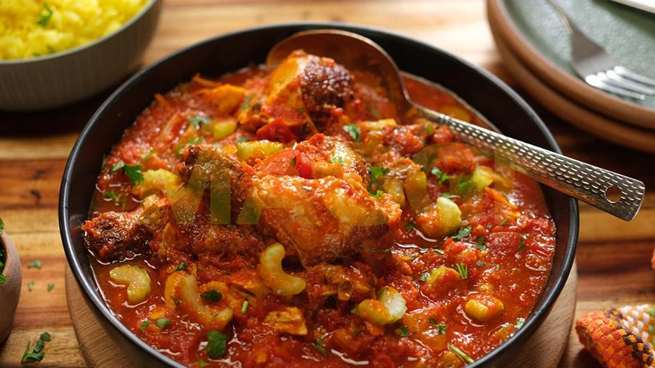 Tangy Tomato Stew Masala