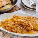 Buttered Fish Fillet