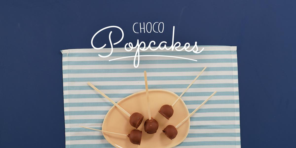 Choco Popcakes