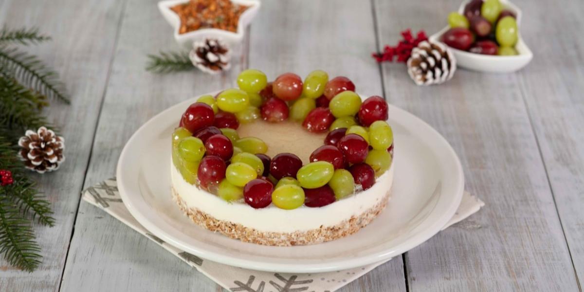 Cheesecake 12 campanadas 2