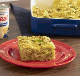 Lasaña De Pollo En Salsa Blanca Recetas Nestlé