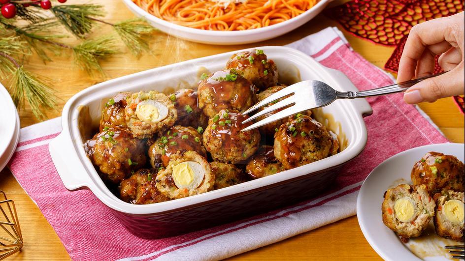 Supreme Embutido-Style Meatballs