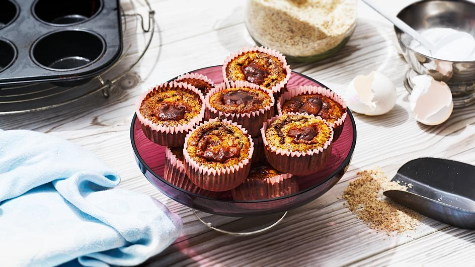 Low Carb Marmor-Muffins