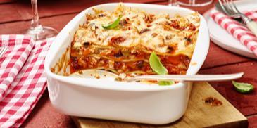 Thunfisch-Lasagne