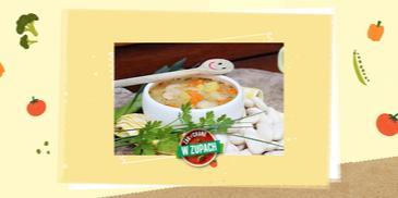 Zupa fasolowa ze świeżej fasoli Jaś