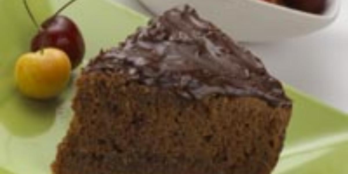Delicioso pastel de café
