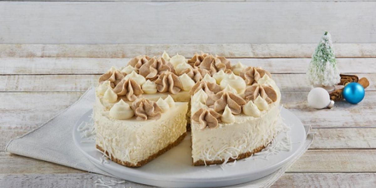 Cheesecake de arroz con leche
