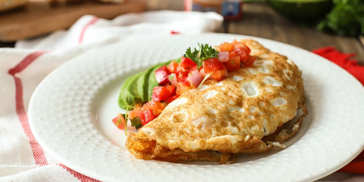 Omelette Enrriquecido